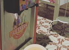 آلة ايس كريم للبيع