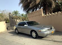 Gasoline Fuel/Power   Lincoln Town Car 2004