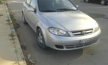 Daewoo Lacetti car is available for sale, the car is in New condition