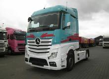 للبيع 2 شاحنة مرسيدس اكتروس
