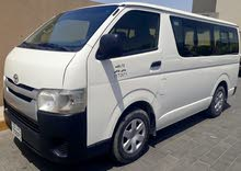For sale 2014 White Hiace