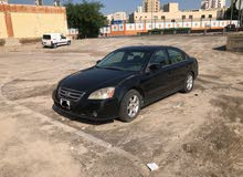 Automatic Black Nissan 2005 for sale