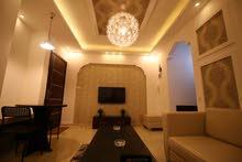 شقة مفروشة في ارقى مناطق ابو نصير قمة في  الاناقة للايجار -الجبيهة