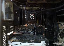 PC, i7 12M, RAM 32GB, 500GB SSD, GTX 1070 8GB