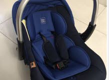 baby car seat- used couple of times