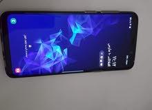 هاتف سامسؤنج S9بلس مع جميع ملحقاته