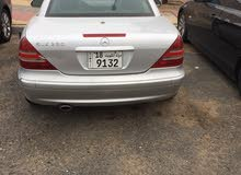 Mercedes Benz SLK 230 car is available for sale, the car is in Used condition