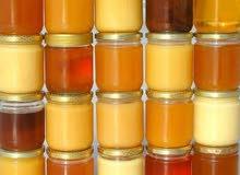 جميع أنواع العسل