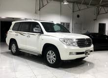 Toyota Land Cruiser GX-R 2011