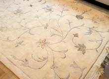 Identical Wool and Silk Nepal Rugs