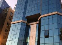 مقر ادارى كبير للايجار بموقع ممتاز بدمياط الجديدة وبسعر لقطه