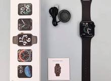 Hw22 smart watch ساعة ذكية كوبي علي ساعه ايفون