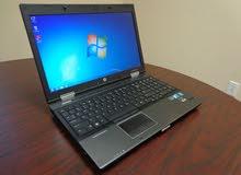 لابتوب hp 8540w workstation للعمل لبرامج التصميم والالعاب