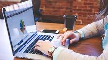 ابحث عن موظفة في شركة  صغيرة للاتصالات  والالكترونات