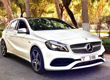 Mercedes GLA with AMG A45 kit - 2015