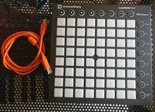 novation launchpad mk2 midi dj