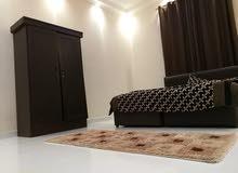 غرف مفروشة نظيفة للإيجار اليومي في السعادة الشمالية
