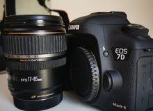 canon 7d mark 2 + 17-85 lens