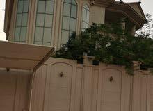 فيلا للإيجار - بيت 5 غرف ماستر وصالتين و 7 حمامات نظام كويتي  مع حديقه للإيجار