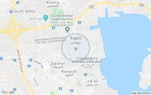 للإيجار 2 شقة جديدة تجارية (مكتبية) في خليج توبلي على البحر مباشرة قريبة من بنك