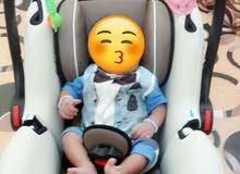 كرسي سيارة( طفل) للبيع