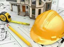 مهندس مدني مبتدئ ابحث عن عمل في مجال الهندسة