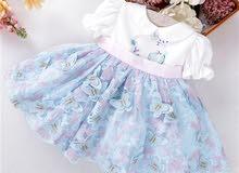 فستان الفراشات