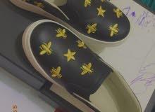حذاء جديد ماركة Guuci الاصلي للبيع