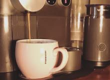 جهاز صنع القهوه من nespresso