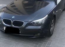 للبيع BMW 520i موديل 2008 للبيع
