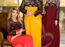جلبيات وفساتين مصريه