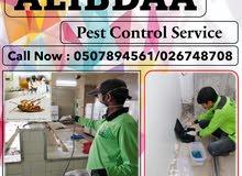 Best Pest Control Service in Abu Dhabi and Al Ain.