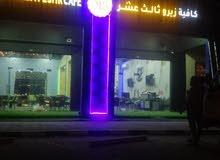 مقهي ومطعم للبيع في مصفح الصناعية