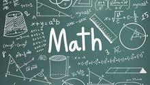 متخصصه في ماده الرياضات math