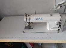 Sewing machine Everything for AED 5000 shop closing including furnitrures