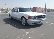 MERCEDES BENZ SEC 560 (V8)