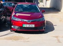 reserve a Toyota Corolla 2018
