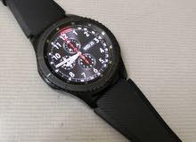 Galaxy watch s3 frontier,,  ساعة سامسونج جالكسي S3 استعمال اسبوعين للبيع