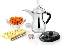 دلة العرب الكهربائية لإعداد القهوة العربية