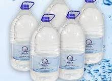 مياه زمزم 5 لتر للمساجد والمنازل