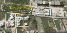 2 قطع ارض للبيع بمساحة 242 متر/مربع لكل قطعة - داخل المخطط المعتمد - السراج - بعد صالة الملكة