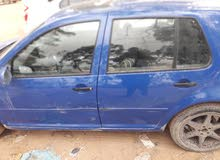 Manual Volkswagen 2004 for sale - Used - Tripoli city
