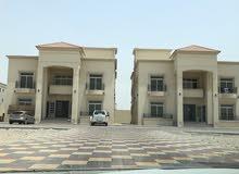للايجار شقة غرفة وصاله ومطبخ وحمام بالشامخه خلف نادي بني ياس