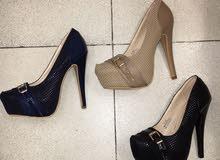 أحذية ستأتي للبيع