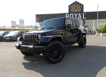 Automatic Black Jeep 2013 for sale