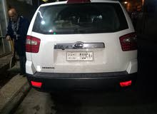 Gasoline Fuel/Power   Kia Mohave 2011