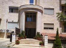 Khalda neighborhood Amman city - 340 sqm apartment for sale