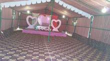خيمة اعراس ملكية للبيع