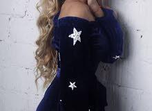 فستان نجوم