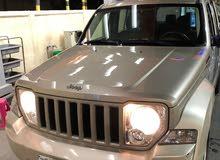 For sale 2011 Beige Cherokee